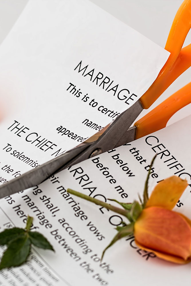 End of Marriage - Divorce Attorney St. Louis